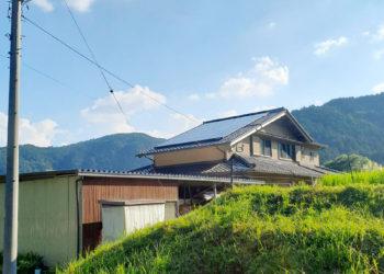 岐阜県 太陽光発電 カナディアン