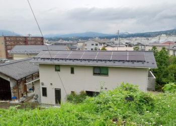 岐阜県 ソーラー蓄電池 カナディアン・タブチ